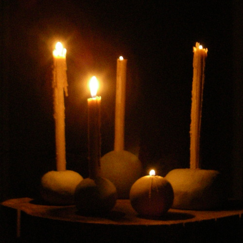 Photo : Candles